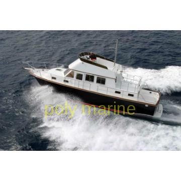 Poly 40 luxury yacht