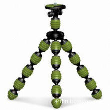 Bees Tripod with Folded Height of 190mm, Available in Green