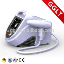 Free shipping portable promotion price 1064nm 532nm q switch nd yag laser tattoo removal