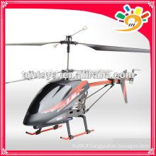 2.4G gros hélicoptère rc métallique avec camera hd video