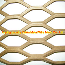 Diamond Mesh / Expanded Stainless Steel Wire Mesh / Stainless Steel Expanded Mesh ---- 33 years factory