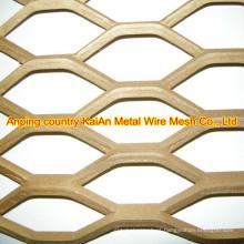 Malha de diamante / aço inoxidável expandido malha de arame / malha de aço inoxidável expandida ---- 33 anos de fábrica