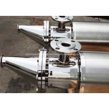 Agua para sistemas de inyección Intercambiadores de calor