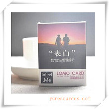 Werbegeschenk für beschreibbare Postkarte (OI35005)