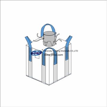 Jumbo plastic storage big bags