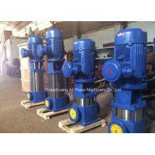 Pompe de circulation de tour de refroidissement multi-étages verticale à haute pression