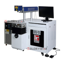 Glorystar Nameplate Mark Laser Machine