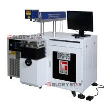 Лазерный станок для маркировки именной таблички Glorystar