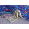 Heißer Verkauf 100% Baumwolle Printed Flanell Stoff