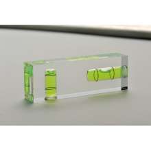 Electrician Acrylic Spirit Level with 2vails (700303)