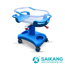 Berço do bebê recém-nascido de plástico X01-1 infantil