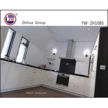 Moderne Acryl Weiß Farbe Küche Schrank