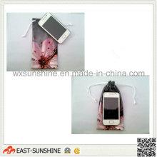 Paquet de sac de téléphone en microfibre (DH-MC0403)