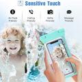 Universal Underwater Waterproof Mobile Phone Pouch In Store