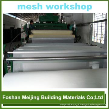 2017 alemanha de fibra de vidro malha pegajosa para impermeabilização fazendo malha de mosaico