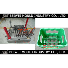 Plastic Injection Beer Bottle Crate Mould