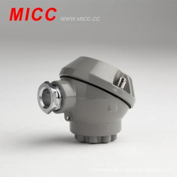 Cabeças de termopar liga-alumínio MAA / bloco de terminais