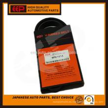 Correa de transmisión de cinturón de poliuretano de caucho para Toyota Crona ST191 5PK1013 90916-02216