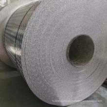 Alloy 1100 1050 H14  diamond pattern aluminum plates sheet/coils price Per Kg  in dubai