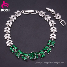 Elegant Gold Filled Fashion Women Gemstone Bracelets