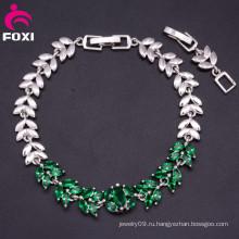 Элегантные золотые модные женские браслеты с бриллиантами