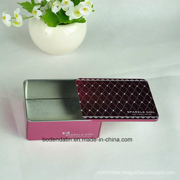 Mints Sliding Tin Box /Rectangular Metal Tin Packaging/Thin Container