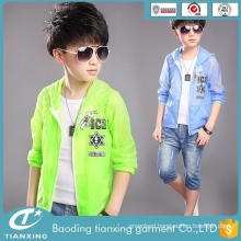 2016 Customize new style cheap jackets for kids