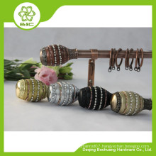 Hot-Selling high quality low price rustic curtain rod