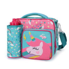 2021 High Capacity multi-compartment insulated lunch bag for school kids