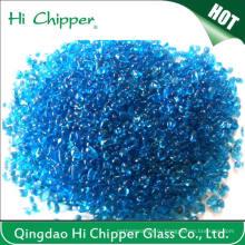 Ocean Blue Декоративные радужные стеклянные бусины