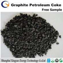 1-4mm Graphit-Petroleumkoks fournisseur