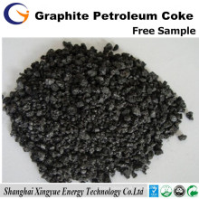 1-4mm Graphite Petroleum Coke supplier