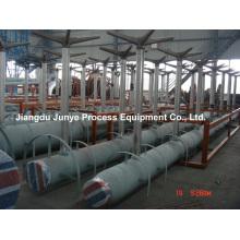Fabricación de recipientes a presión Estanques Flare F003