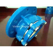 Adaptateur à brides rigide en fonte ductile pour tuyaux