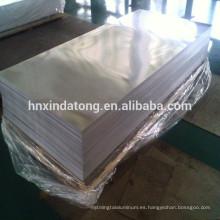 Hoja de aluminio 5005