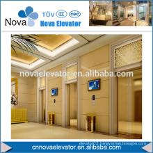 1000KGS, 13 Persons Safe & Low Noise Passenger elevator