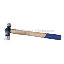 Wooden handle ball pein hammer,spark free ball pein hammer wooden handle,