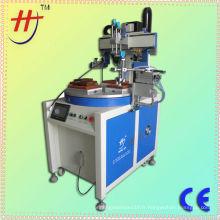 HS-260PME / 4 machine à imprimer sérigraphie à 4 stations avec servomoteur