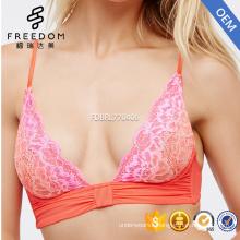 Customized fancy girls sexy lace underwear ladies sexy net bra sets hot sale underwear photos lace bralette
