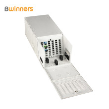 48 Cores 2 Door Wall Mount Multi-Operator-Glasfaser-Verteiler-Hub Termianl Box