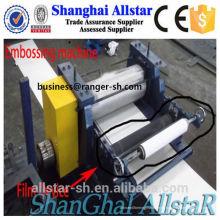 Rodillo de grabación en relieve forma máquina/utiliza rollo formando equipo de fabricación de la máquina