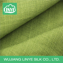 faux linen fabric / fashion upholstery fabric /curtain fabrics