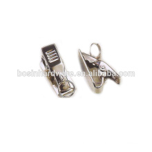 Fashion High Quality Metal Clip With Split Ring