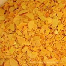 Gelbe Flocken 60% Natriumsulfid für industrielle Grade