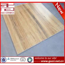los buenos diseños del piso de madera del proveedor de China y tienen un precio barato del azulejo para las baldosas de la sala de estar