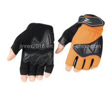 Gym Bicycle Half Finger Cycling Padding Bike Sports Glove