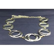 Модная одежда декоративные круглые пояса цепи для женщин