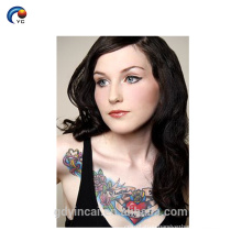 High quality water transfer printing body makeup tattoo paste in best price