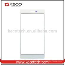 Venta al por mayor para el digitizador del panel de cristal del tacto de Huawei Ascend P7