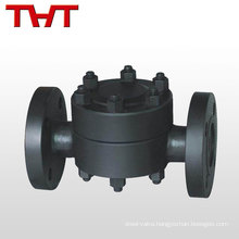 Medium temperture DN15 - DN200 stardand manual drain ball valve
